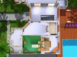 sims 3 big house floor plans