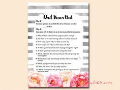 who knows best baby shower questions to ask for knows best baby shower