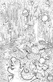 pokemon gotta lovem all line art by teamzoth on deviantart