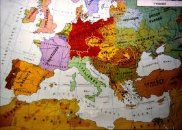 Europe Map In 1914 by Map Of The Week Europe 1914