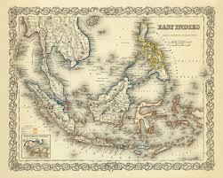 Map Of East Asia by Old Map Compass Designs Google Search Old Maps Pinterest