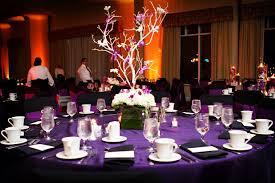 purple tree wedding centerpiecewedwebtalks wedwebtalks
