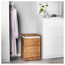 Designer Laundry Hampers by Branäs Laundry Basket With Lining Ikea