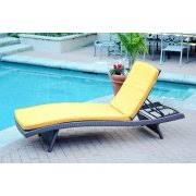 Plastic Chaise Lounge Resin Chaise Lounge