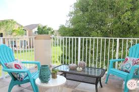 Small Patio Ideas On A Budget How To Decorate A Small Patio On A Budget Neat House Sweet Home