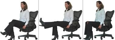 Desk Chair Workout Office Chair Exercises Workout Exercise In The Office Chair