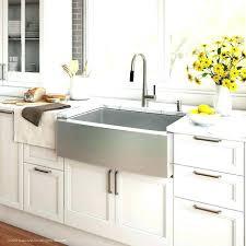 Kitchen Sinks With Backsplash Kitchen Sink With Backsplash Handmade Stainless 2 Drainboards By