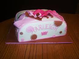 pink u0026 brown diaper bag cake beth ann u0027s