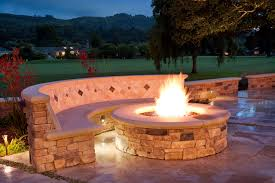 Backyard Patios With Fire Pits by Garden Design Garden Design With Backyard Landscaping