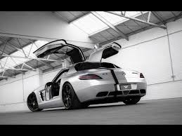 mercedes wallpaper white 2012 wheelsandmore mercedes benz sls amg silver wing rear and