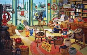 russel s general store jigsaw puzzle puzzlewarehouse