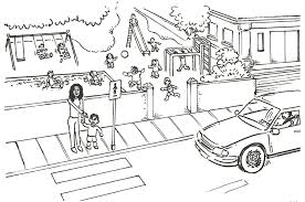 hd wallpapers coloring pages of zebra crossing hfn eiftcom press