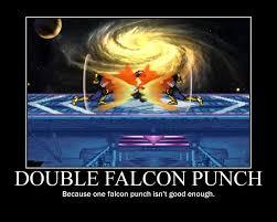 Falcon Punch Meme - double falcon punch by cisbeast on deviantart
