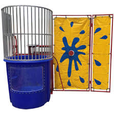 dunk tank rental nj see thru dunk tank rental jlapartyrentals new jersey