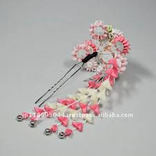 japanese hair pin hair accessories made in japan luxury hairpin rich nature eauty