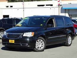 luxury minivan 2016 used 2016 chrysler town and country minivan pricing for sale