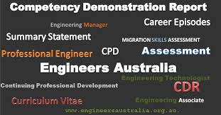 resume template for experienced engineers australia cdr format cdr competency demonstration report writing services india