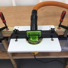 Fine Woodworking Trim Router Review by Trim Router Table Rockler Woodworking And Hardware