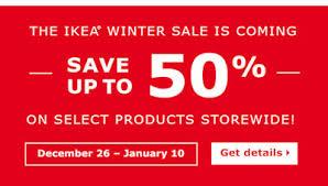 www ikea usa com ikea usa winter sale december 26 2016 january 10 2017 save up to 50