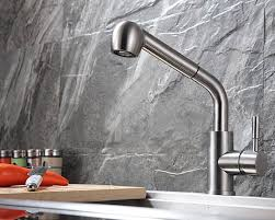 hansa kitchen faucet sus304 stainless take out springtime kitchen area tap swiveling