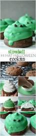 halloween dixie cups slimeball hi hat halloween cookies sugar dish me