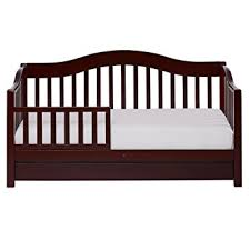 amazon com dream on me toddler day bed with storage drawer