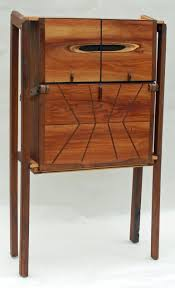 Secretary Computer Desk by Allan Parachini Gallery