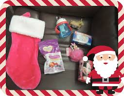 christmas stocking stuffers for a baby youtube