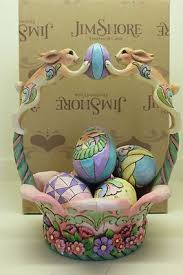 jim shore easter baskets 95 best jim shore easter collection images on jim o