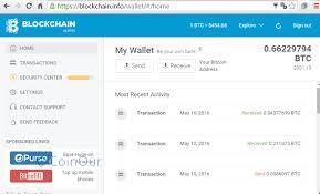 bitcoin info review the new blockchain info bitcoin wallet coinour