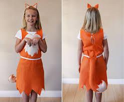 Fox Halloween Costume Joy Journey Fox Costume Tutorial