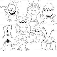 coloring pages fabulous coloring pages draw monsters monster