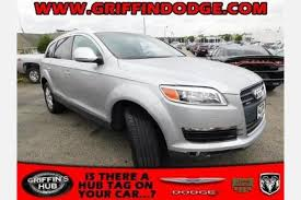 2007 audi q7 sale used audi q7 for sale in milwaukee wi edmunds