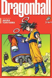 dragon ball amazon com dragon ball 3 in 1 edition vol 12 includes vols