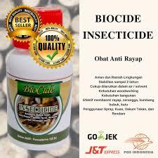 Obat Rayap anti rayap untuk mebel biocide biocide insecticide