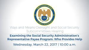 examining the social security administration u0027s representative