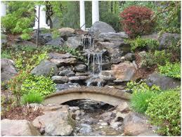 backyards splendid backyard pond waterfalls small pond waterfall