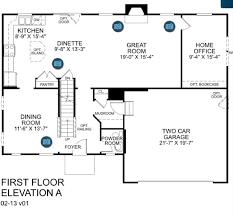 ryan home plans ryan homes palermo floor plan home decor ideas