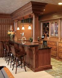 i would love to have a half wall bar to separate the kitchen from