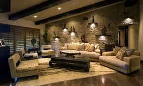 salon et cuisine moderne cuisine bois et cheap design idees de remodelage