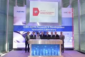 hsbc astri research and development innovation laboratory further