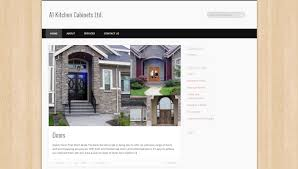 a1 kitchen cabinets ltd seo u0026 web design services surrey bc