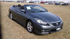 2008 toyota solara convertible used cars for sale maryland