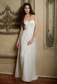 strapless chiffon wedding dress country dresses for weddings