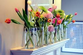 Springlike Floral Arrangements And Decoration Ideas For Your - Flowers home decoration