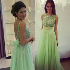 popular corset formal dress green buy cheap corset formal dress