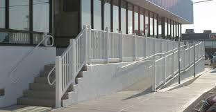 Steel Handrails For Steps Aluminum Handrail Handrails For Stairs Rdi