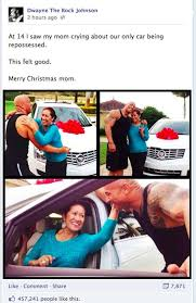 Dwayne Johnson Car Meme - 17 reasons the rock is the greatest human being that ever existed