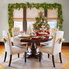 dining room christmas decor decor for dining rooms