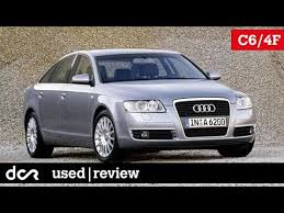 buying used audi buying a used audi a6 c6 4f 2004 2011 common issues engine